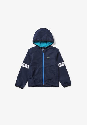 Soft shell jacket - blue