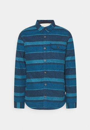 CAMPSHIRE - Fleece jacket - monterey blue