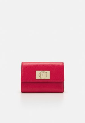COMPACT WALLET - Monedero - ruby