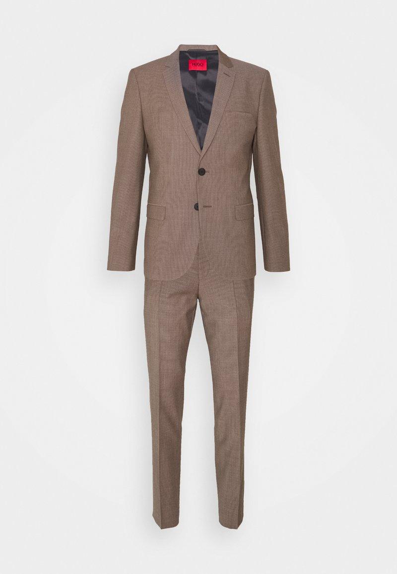 HUGO - ARTI HESTEN SET - Suit - light pastel brown