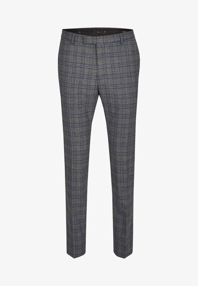 Suit trousers - grau