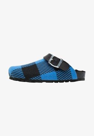 Clogs - blue