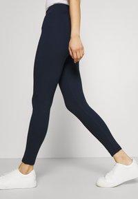 Marks & Spencer London - MAGIC - Leggings - Trousers - dark blue - 3