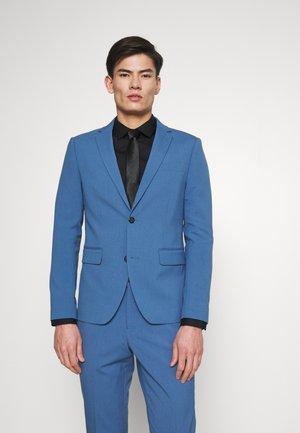 PLAIN MENS SUIT - Suit - cobalt blue