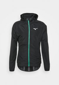 Mizuno - TRAINING HOODY JACKET - Training jacket - black - 0