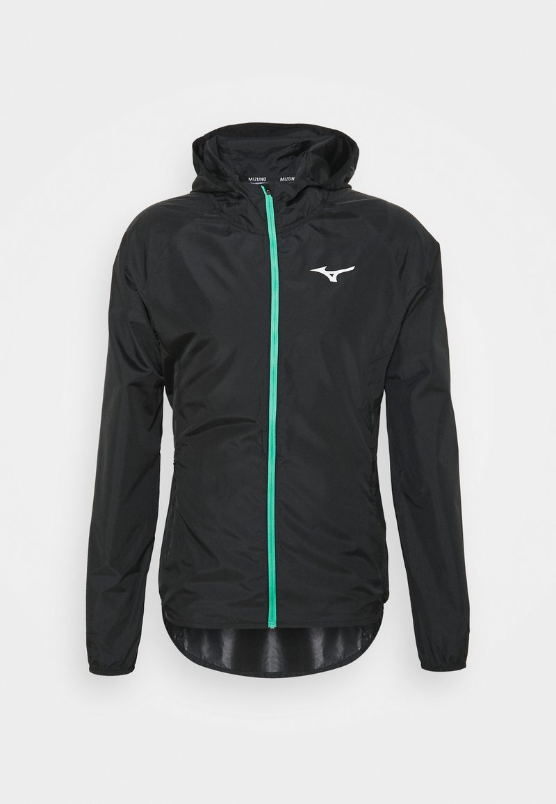 Mizuno - TRAINING HOODY JACKET - Training jacket - black