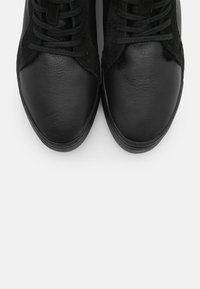 MAHONY - BERN - Lace-up ankle boots - black - 5