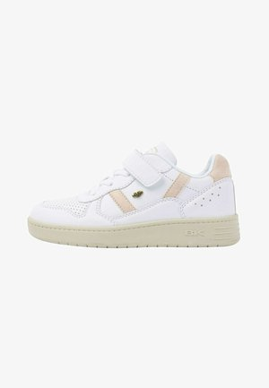 RAWW - Sneakers - white/champagne