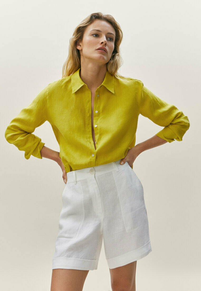Massimo Dutti - Shorts - white
