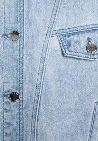 ONLY - ONLANIKA LIFE  - Denim jacket - light blue denim - 2