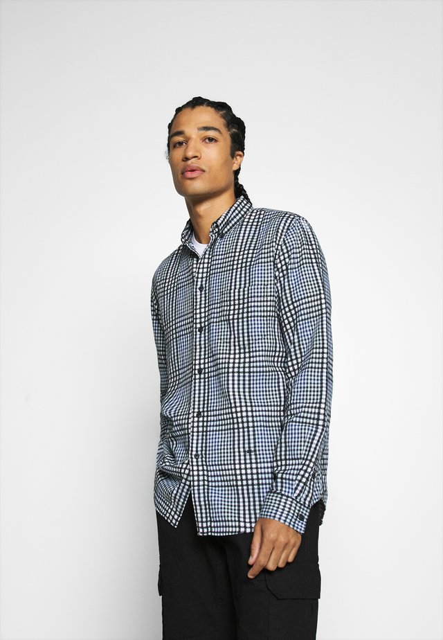 LMC STANDARD SHIRT - Shirt - aqua blues