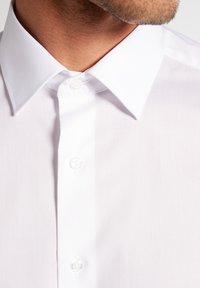 Eterna - SLIM FIT - Formal shirt - white - 2