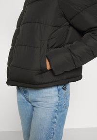 Noisy May - NMCLAUDY JACKET - Winter jacket - black - 3
