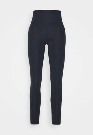 LIFESTYLE POCKET - Leggings - navy laser