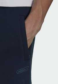 adidas Originals - WW SWEATPANT SPRT COLLECTION ORIGINALS SLIM TRACK PANTS - Träningsbyxor - blue - 2