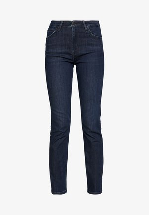 MARION STRAIGHT - Jeans a sigaretta - dark truxel