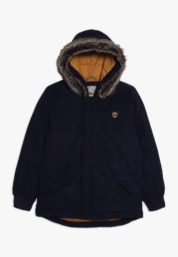 Winterjas - marine