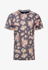Nerve - NENILLER TEE - T-shirt print - black - 4