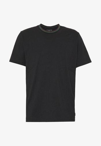 REGULAR FIT - Camiseta básica - black