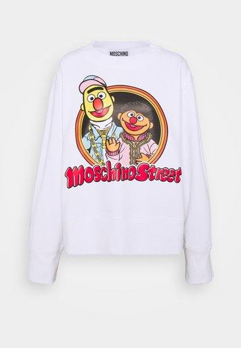 SESAME STREET - Sweatshirt - white