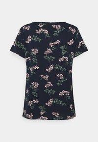 Vero Moda Tall - VMSAGA - Basic T-shirt - navy blazer - 1