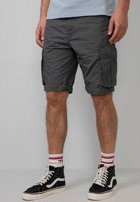 Petrol Industries - Shorts - wolf grey - 0