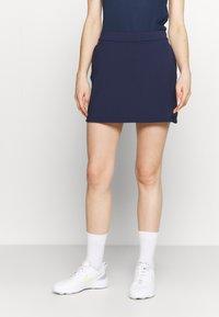 Kjus - WOMEN SUSI SKORT LONG - Sports skirt - atlanta blue - 0