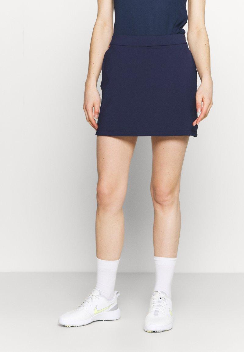 Kjus - WOMEN SUSI SKORT LONG - Sports skirt - atlanta blue