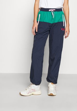 TRACKSUIT PANT - Jogginghose - twilight navy / multi
