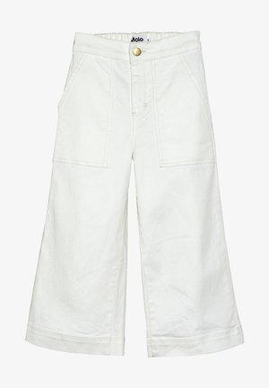ALYNA - Jeans Relaxed Fit - white star