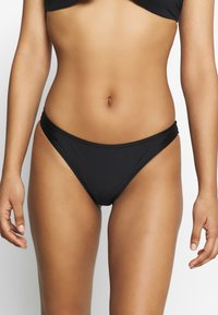 aerie - CHEEKY BASIC - Bikini bottoms - true black - 0