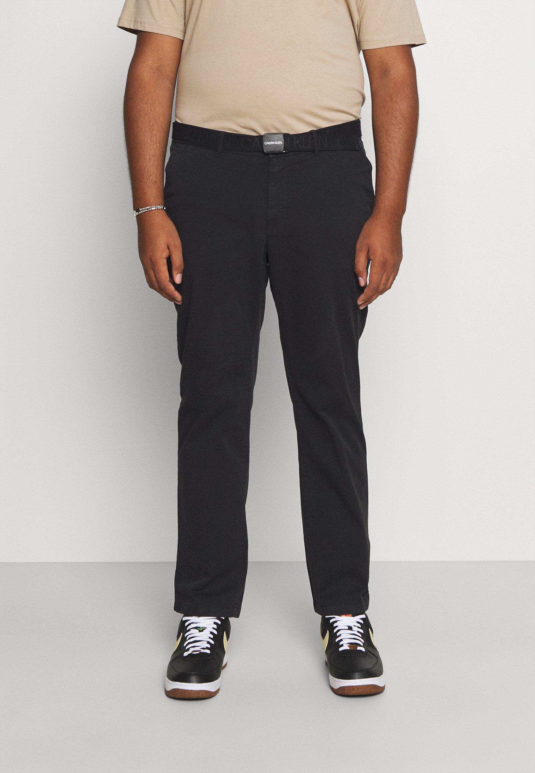 Men GARMENT DYE BELT - Trousers