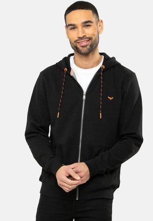 TANGERINE - Zip-up hoodie - schwarz