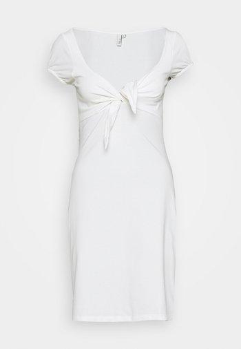 TIE FLIRTY DRESS