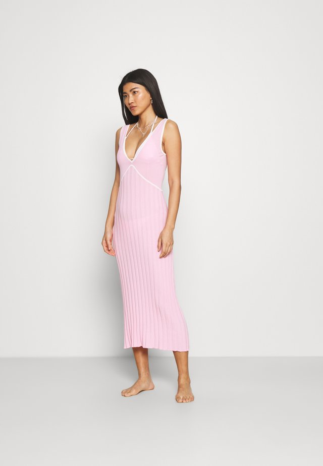 THE AUBREY DRESS- - Ranta-asusteet - cloud pink