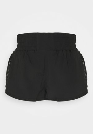 SOLID RUN WILD SHORT - Træningsbukser - black