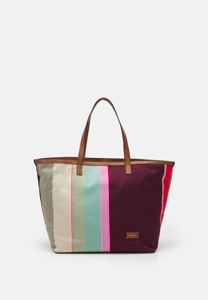 WOMEN BAG LARGE TOTE - Tote bag - multi-color