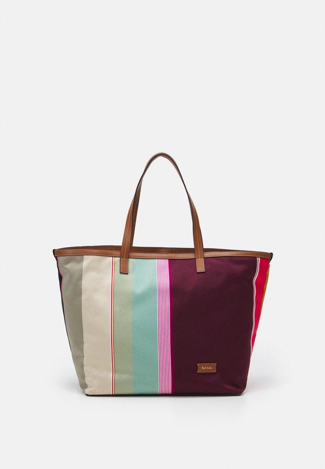 WOMEN BAG LARGE TOTE - Velká kabelka - multi-color