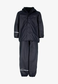 CeLaVi - RAINWEAR SUIT BASIC - Vodotěsná bunda - dark navy - 0