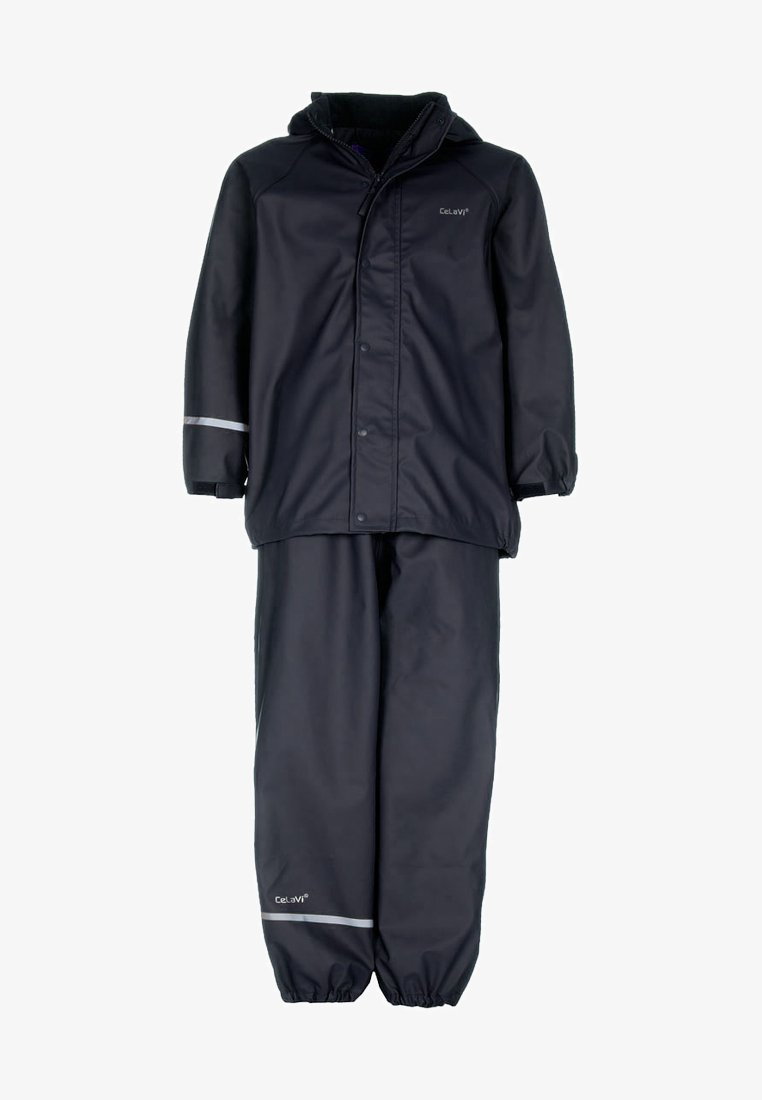 CeLaVi - RAINWEAR SUIT BASIC - Vodotěsná bunda - dark navy