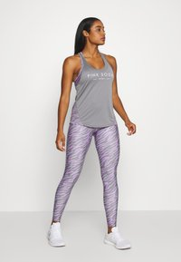 Pink Soda - ZEBRA TIGHT - Leggings - lilac - 1
