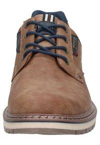 Bama - Sznurowane obuwie sportowe - dunkelbraun - 4
