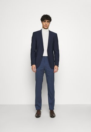 STRETCH PANT - Trousers - blue nights