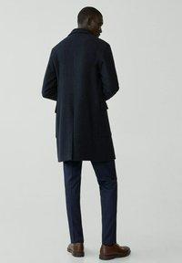 Mango - DART-I - Manteau classique - dunkles marineblau - 2