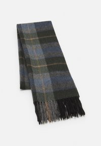 Jack & Jones - JACSIMON SCARF - Scarf - dark grey melange - 0