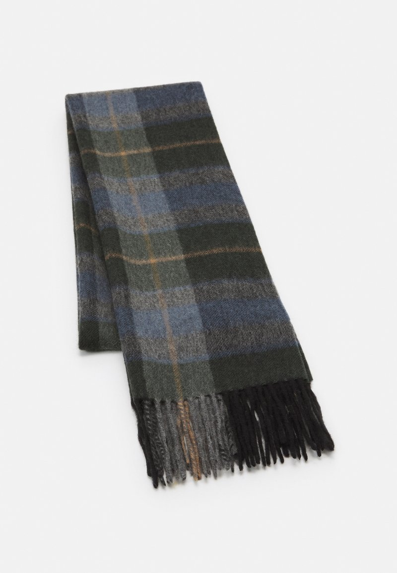 Jack & Jones - JACSIMON SCARF - Scarf - dark grey melange