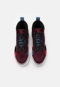 Vans - SK8 46 MTE DX UNISEX - Höga sneakers - multicolor/red - 3