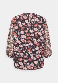 JDY - JDYKYLIE  - Blouse - black/pastel rose - 1
