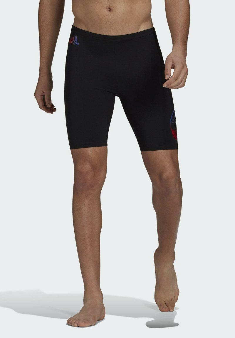 adidas Originals - JAMMER  - Costume da bagno - black