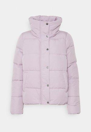 ONLCOOL PUFFER JACKET - Zimní bunda - lavender frost